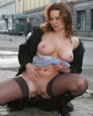 Dirty Public Nudity